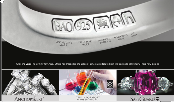 Deciphering Jewelry s Secret Code Hallmarks Maker s Marks