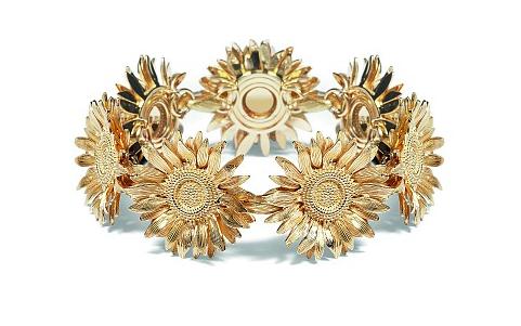 Asprey_Sunflower_bracelet