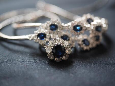 Canva - Sapphire Ring