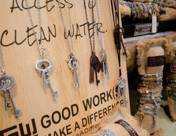 beautiful key jewelry