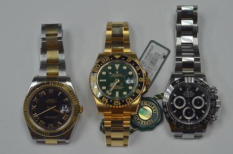 selling watches