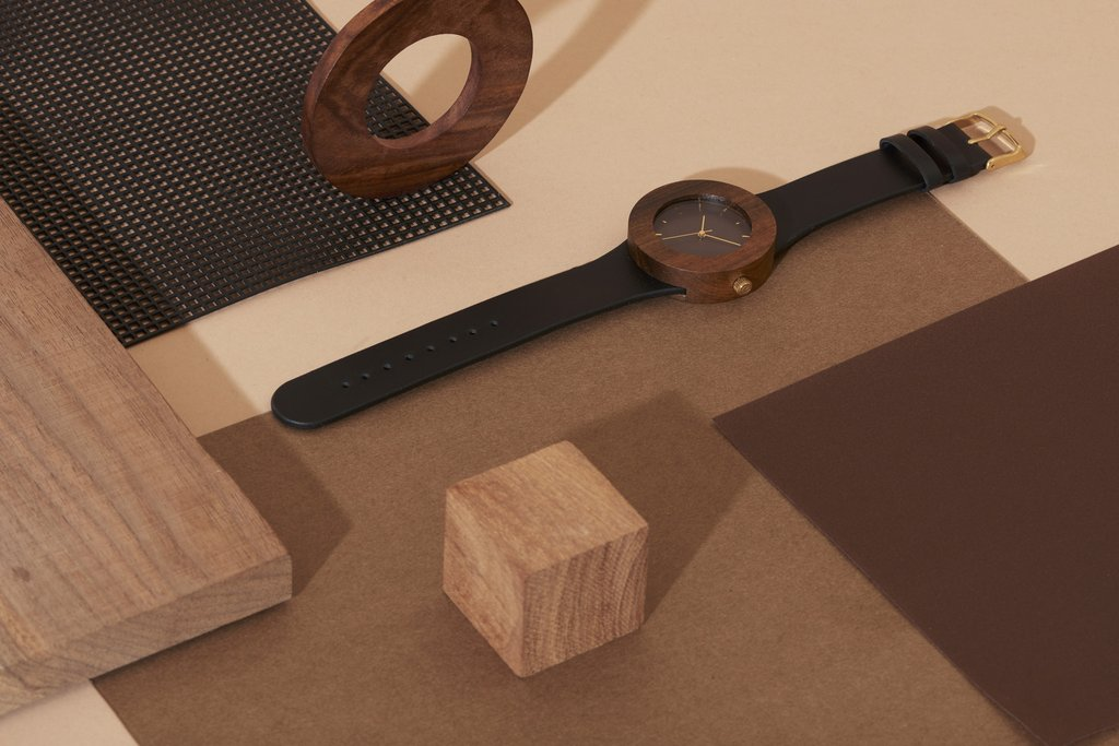 The Leather and Blackwood watch