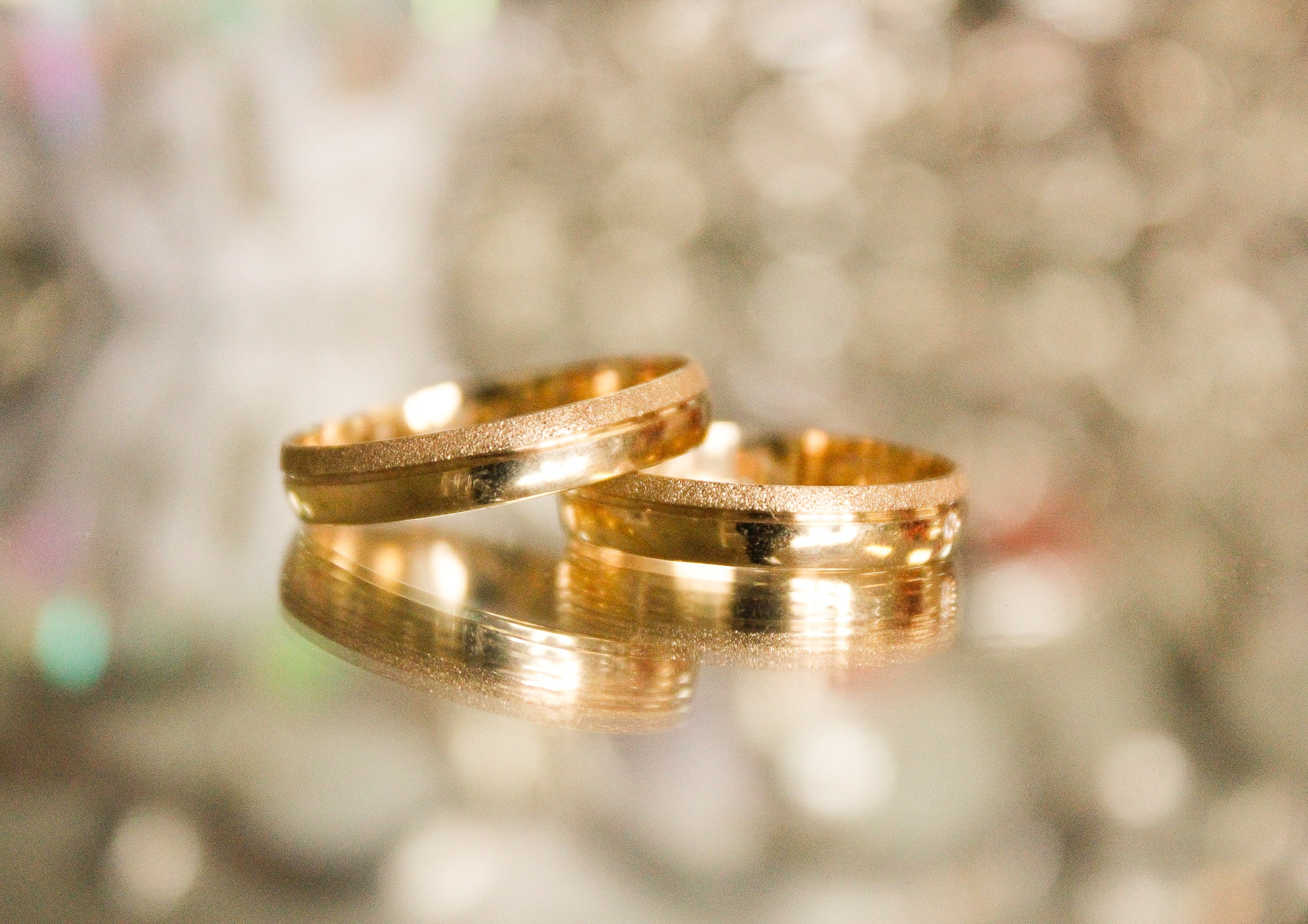 correct gold rings
