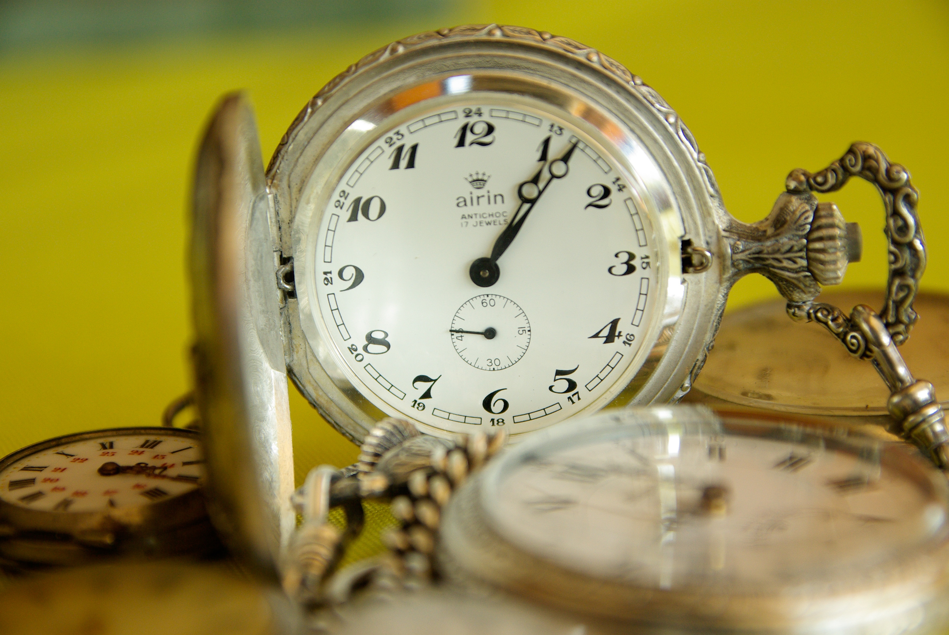 selling your pocket watch may be the best route