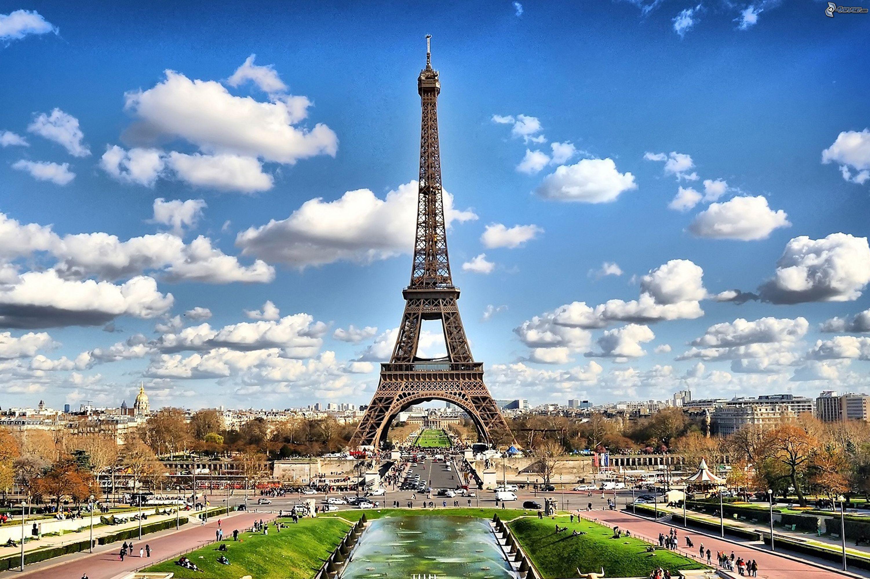 Paris is a fashion hub