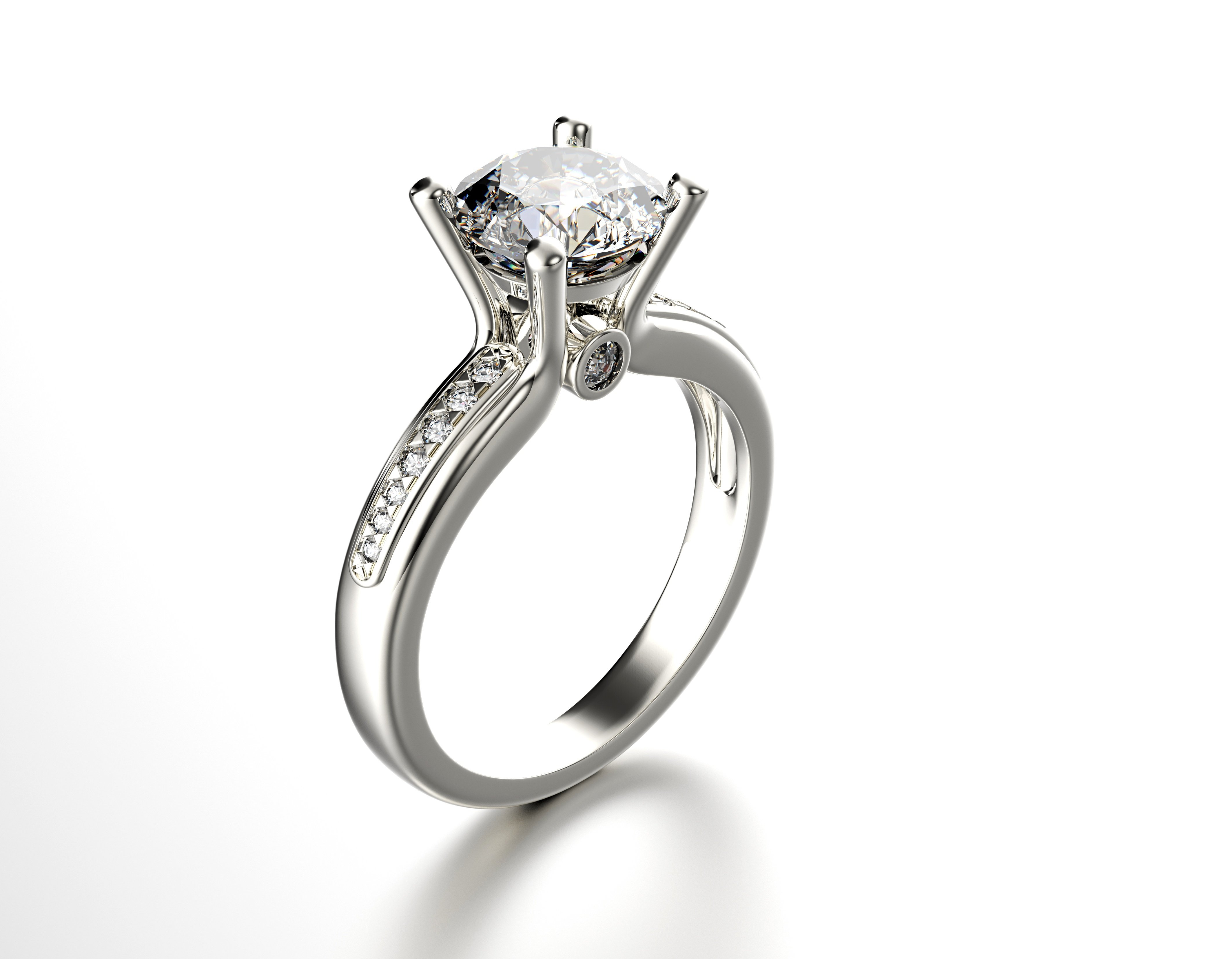 gender bias plays a role in selling your diamond ring