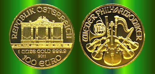1 oz. Austrian Philharmonic