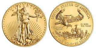 1 oz. American Gold Eagle